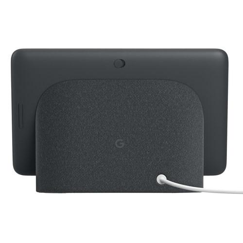 Google Nest Hub (achterkant)