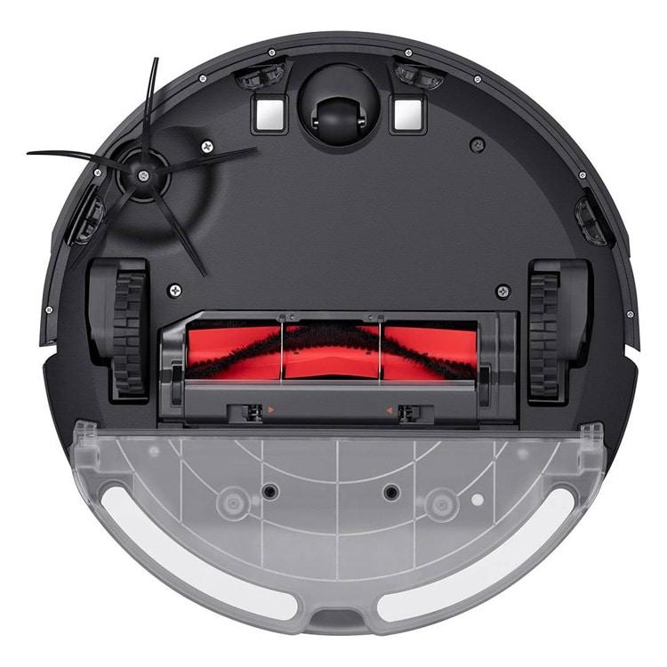 Roborock S5 Max (zwart) onderkant robotstofzuiger