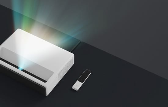 Laser Beamer Promo