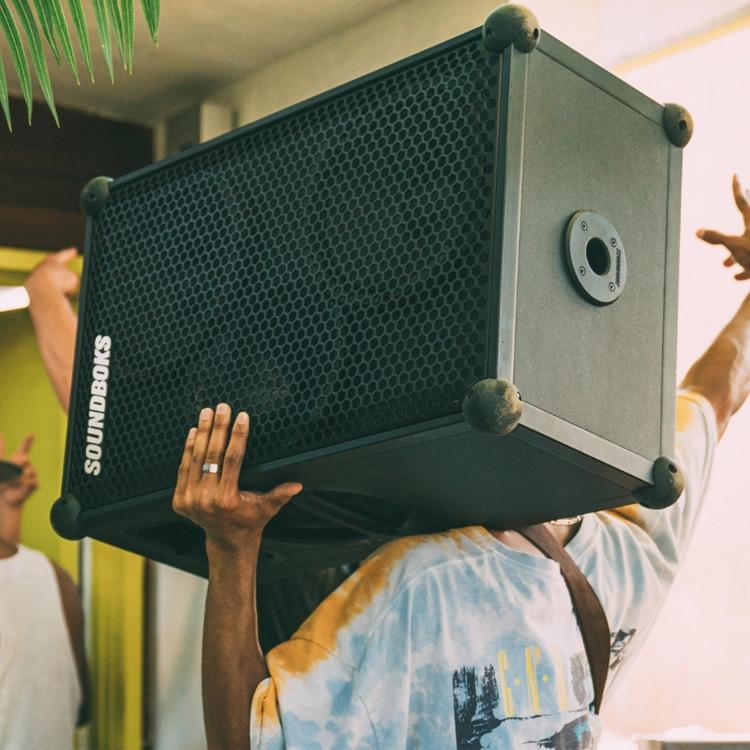 Soundboks partyspeaker