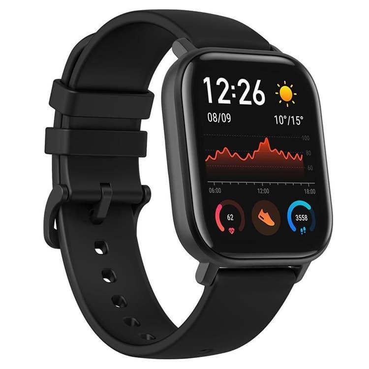 Xiaomi Amazfit GTS smartwatch (zwart)