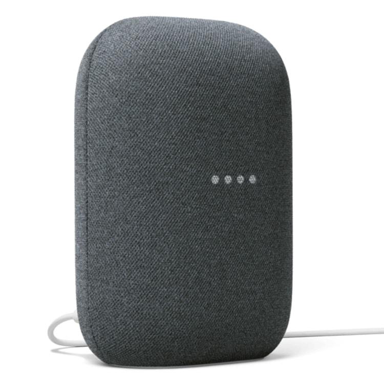 Google Nest Audio (zwart)