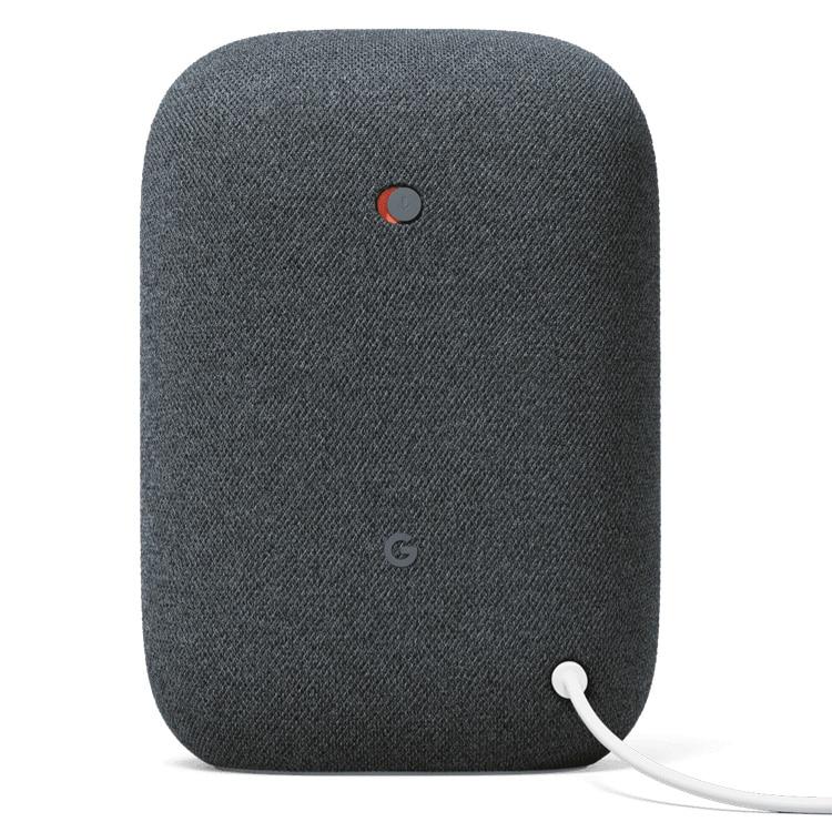 Google Nest Audio speaker (zwart)