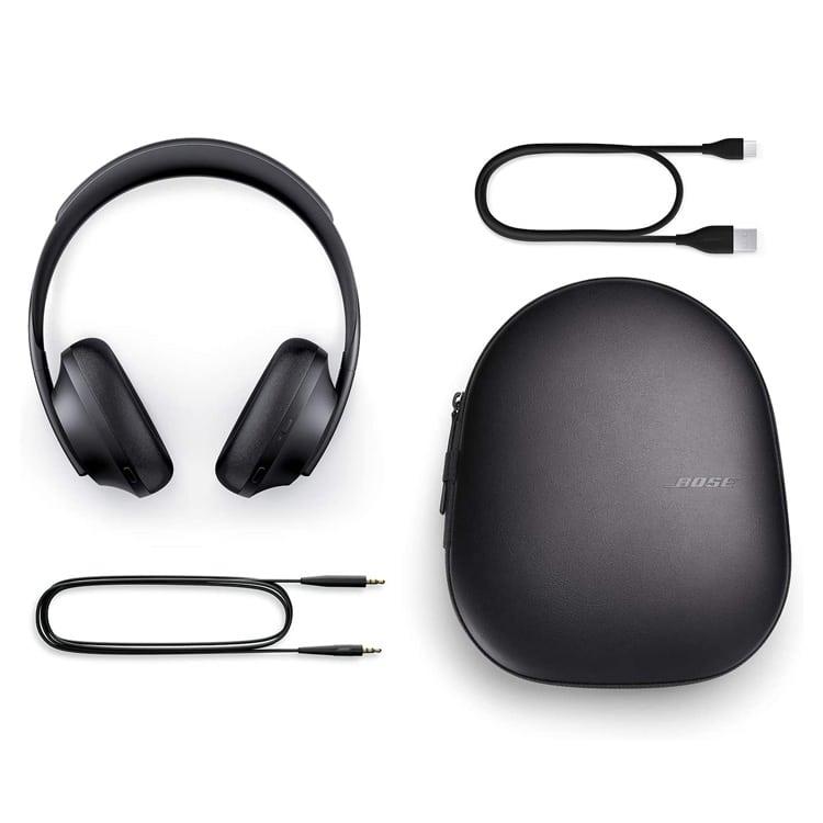 Inhoud pakket Bose Headphones 700