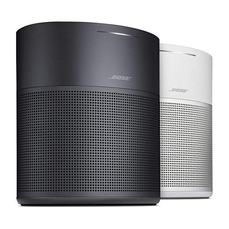 Bose Home Speakers 300 zwart & zilver