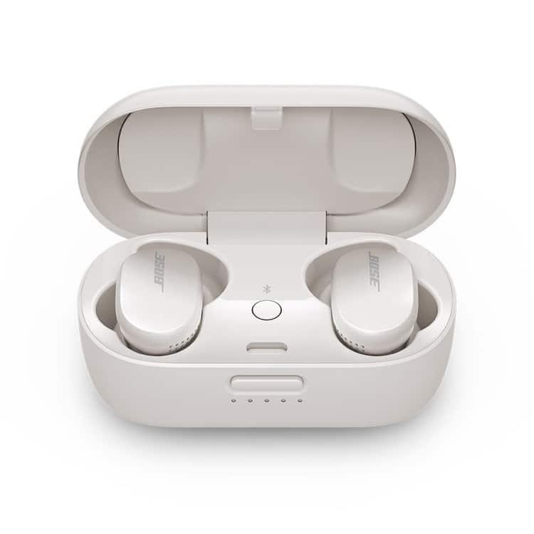 Bose QuietComfort Earbuds met oplaadcase (wit)