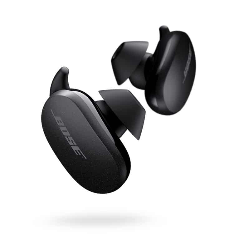 Bose QuietComfort® Earbuds (zwart)