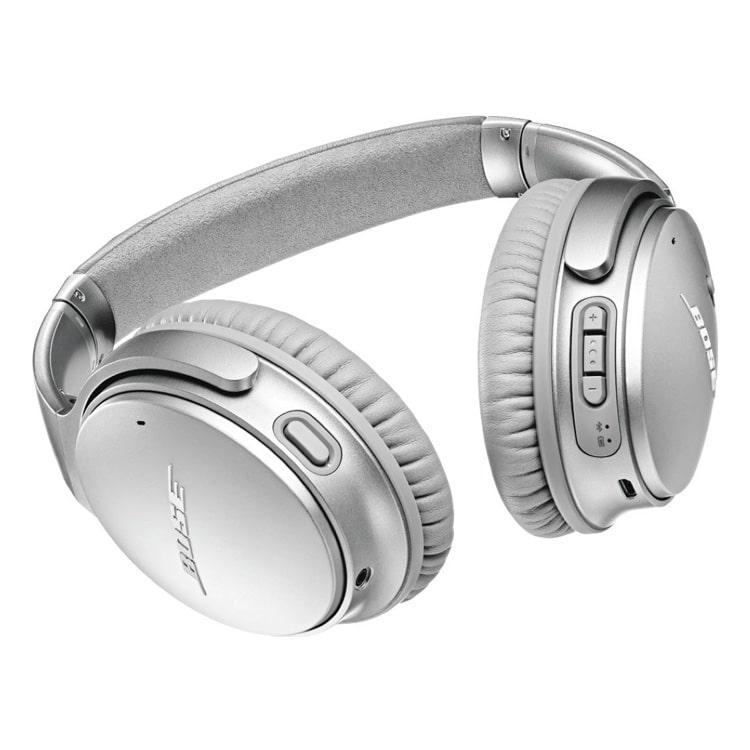 Bose QuietComfort 35 II koptelefoon (zilver)