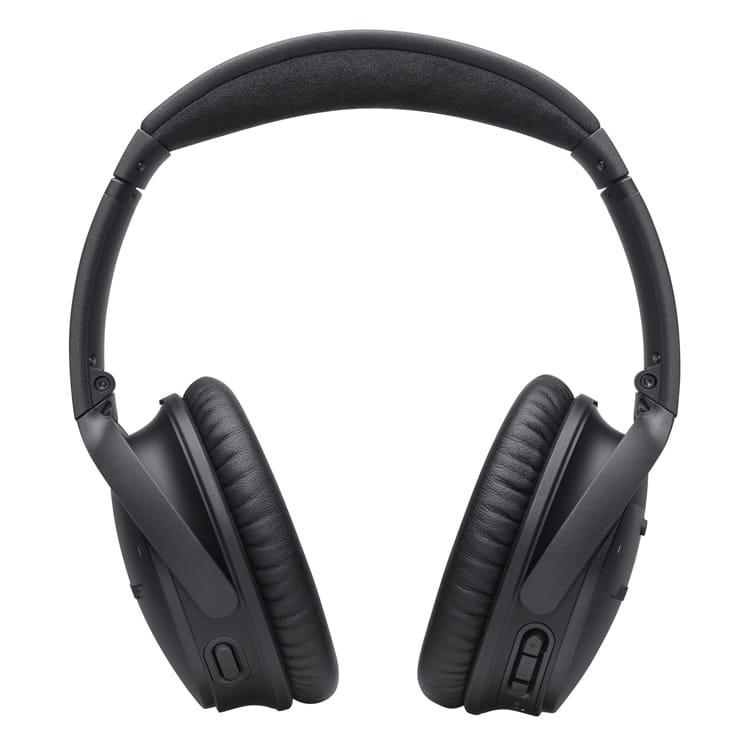 Bose QuietComfort 35 II draadloze koptelefoon (zwart)