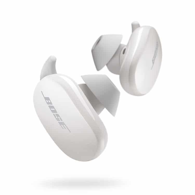 Bose QuietComfort® Earbuds (wit)