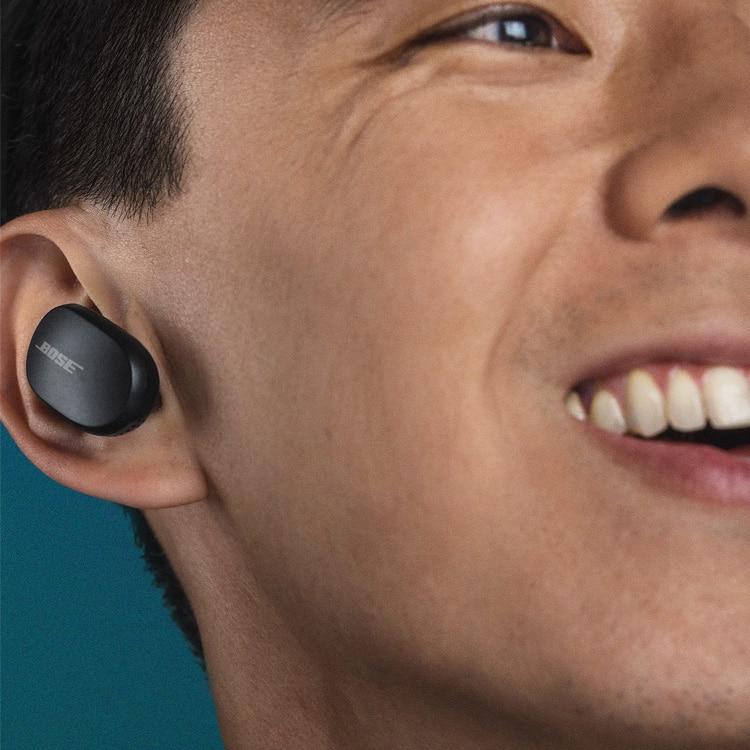 Bose QC Earbuds (zwart) foto