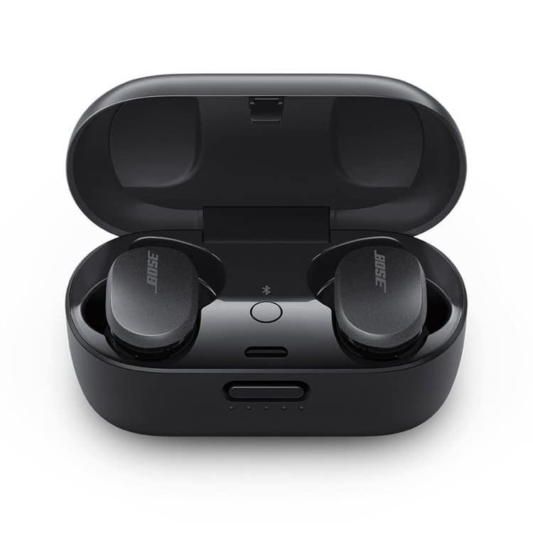 Bose QuietComfort Earbuds met oplaadcase