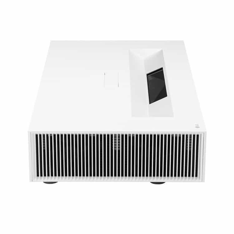 LG CineBeam Laser 4K zijkant