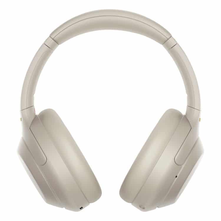Sony WH-1000XM4 koptelefoon (zilver)