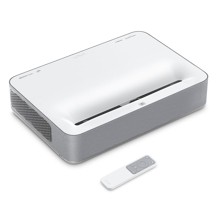 VAVA 4K Projector (wit)