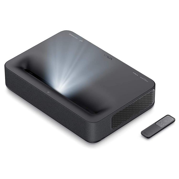 VAVA 4K Ultra Short Throw Laser TV Projector (zwart)