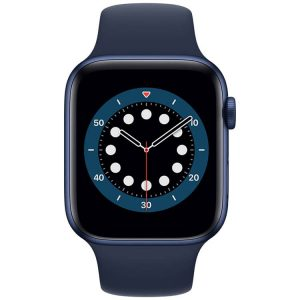 Apple Watch Series 6 - Blauw