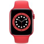 Apple Watch 6 (Rood / RED)