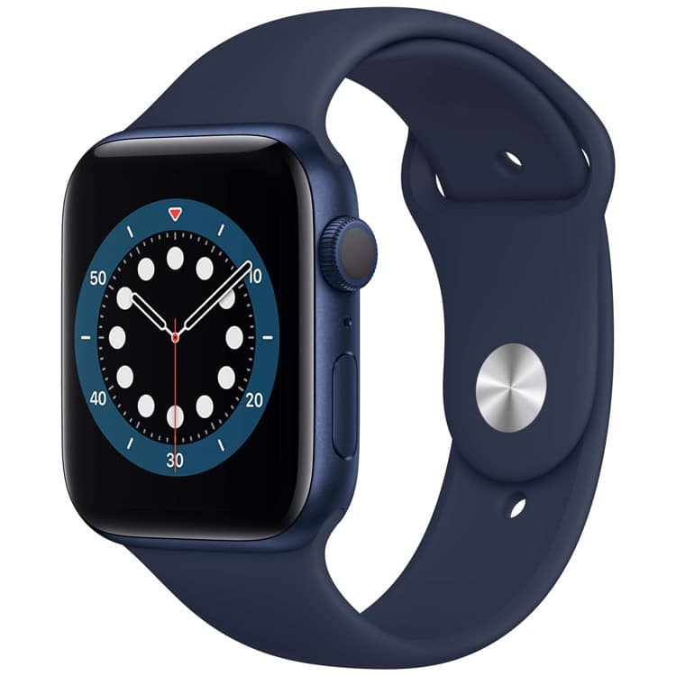 Apple Watch 6 Smartwatch (Blauw)