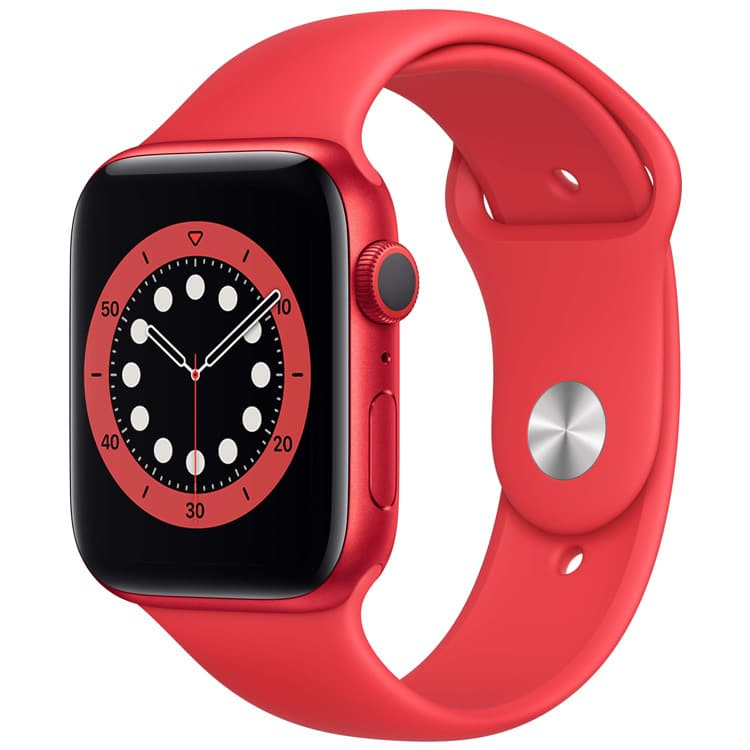 Apple Watch Series 6 Rood / RED