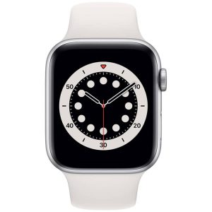 Apple Watch 6 - Zilver