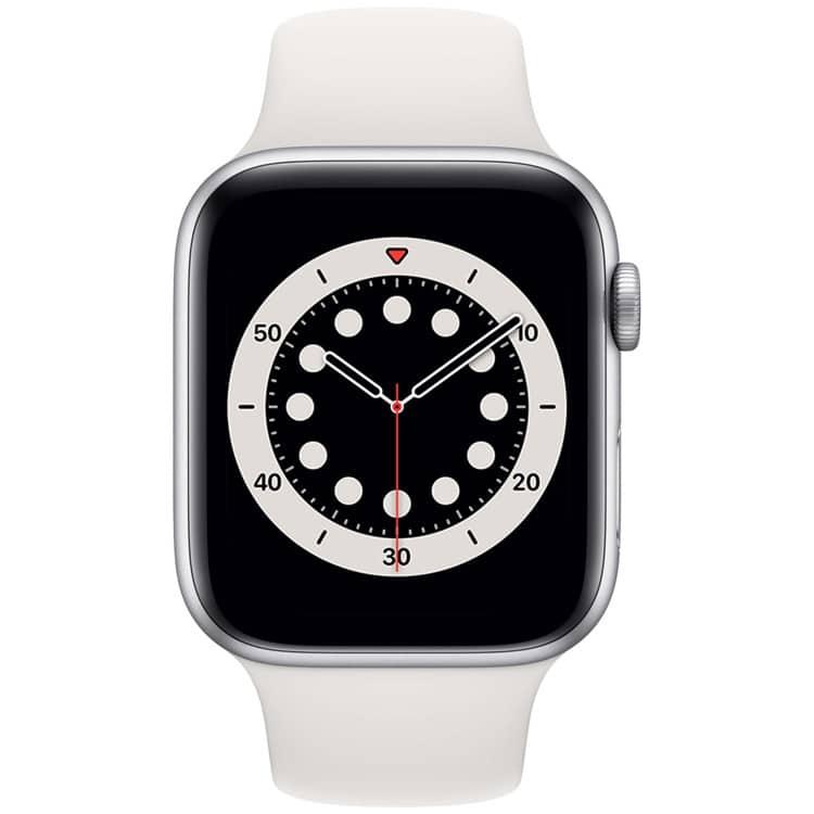 Apple Watch 6 - Zilver