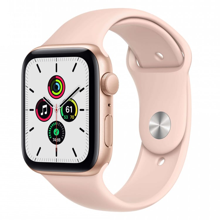 Apple Watch SE (44mm | goud) smartwatch