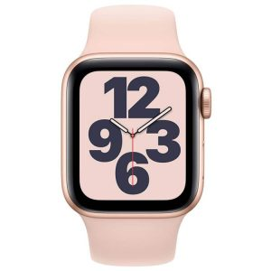 Apple Watch SE | Kleur: Goud | Kastgrootte: 40mm