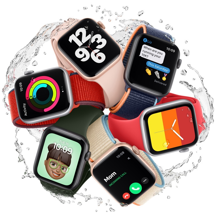 Apple Watch SE serie