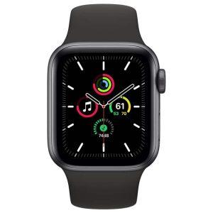 Apple Watch SE (spacegrijs, 44mm)