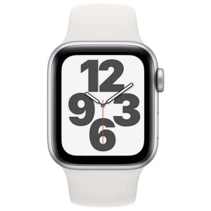Apple Watch SE 40mm Zilver