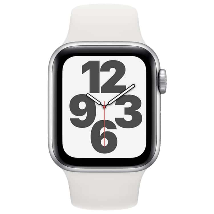 Apple Watch SE 40mm Zilver