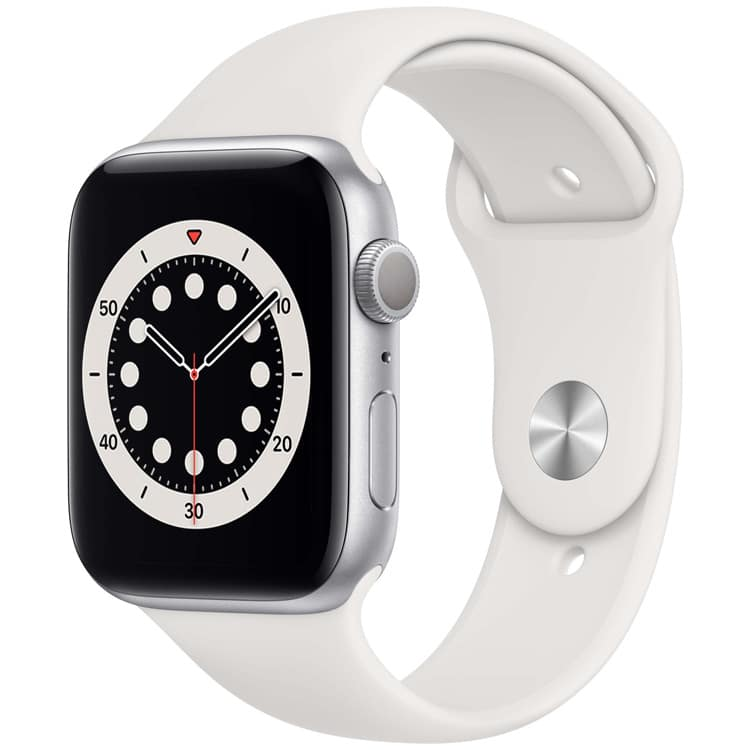 Apple Watch Series 6 - Zilver