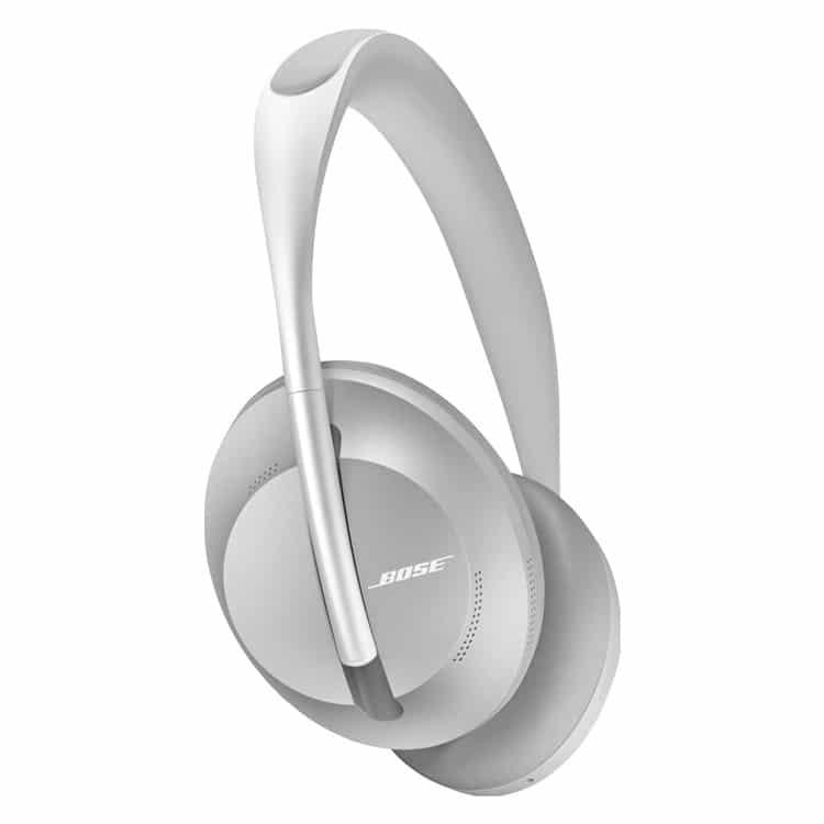 Bose Headphones 700 met Noise Cancelling (zilver)
