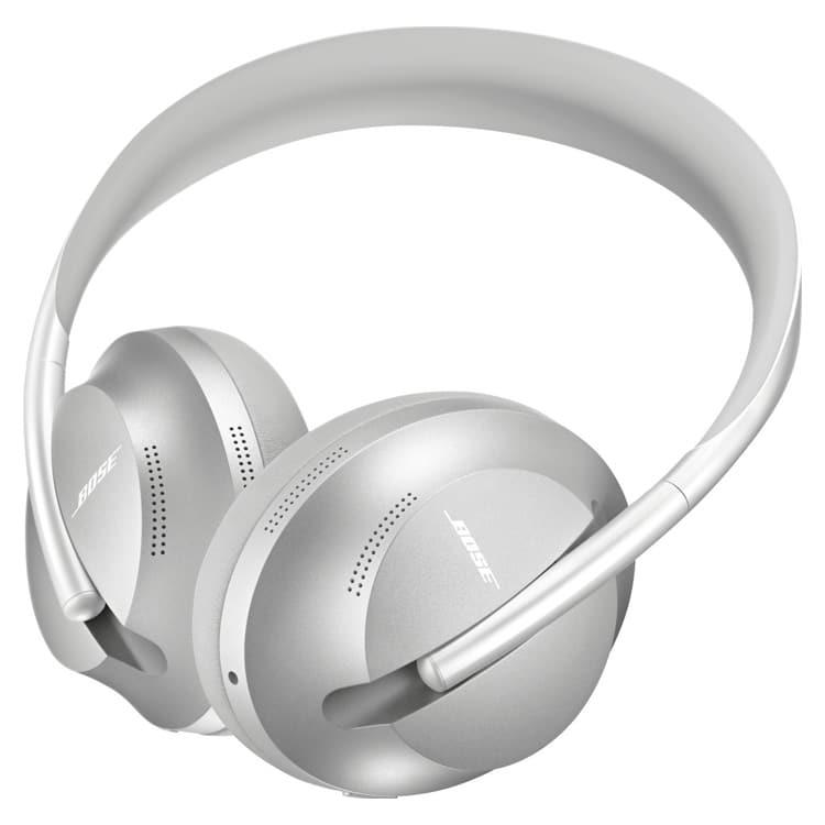 Bose NC700 zilver hoofdtelefoon