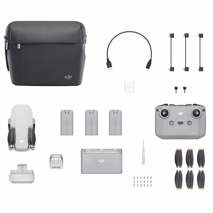 DJI Mini 2 | Fly More Combo