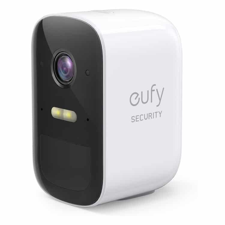 Eufy eufyCam 2C (Pro) draadloze beveiligingscamera