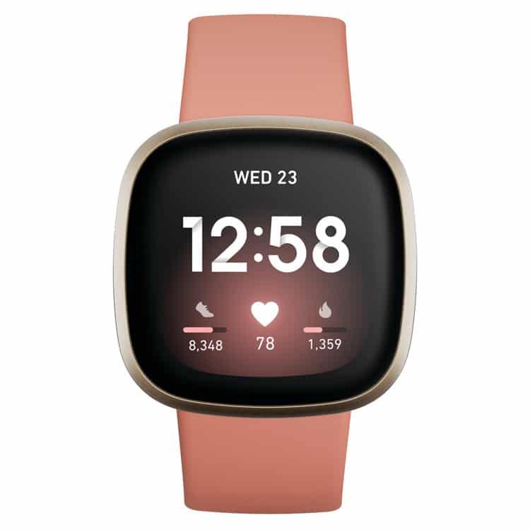 Fitbit Versa 3 (roze)