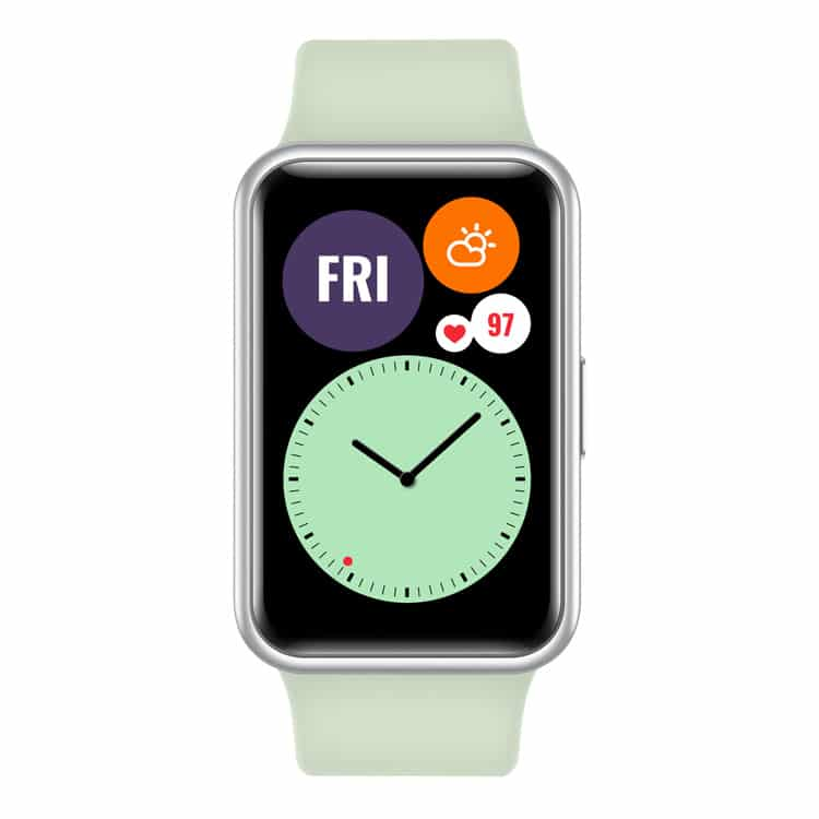 Huawei Watch Fit (groen)
