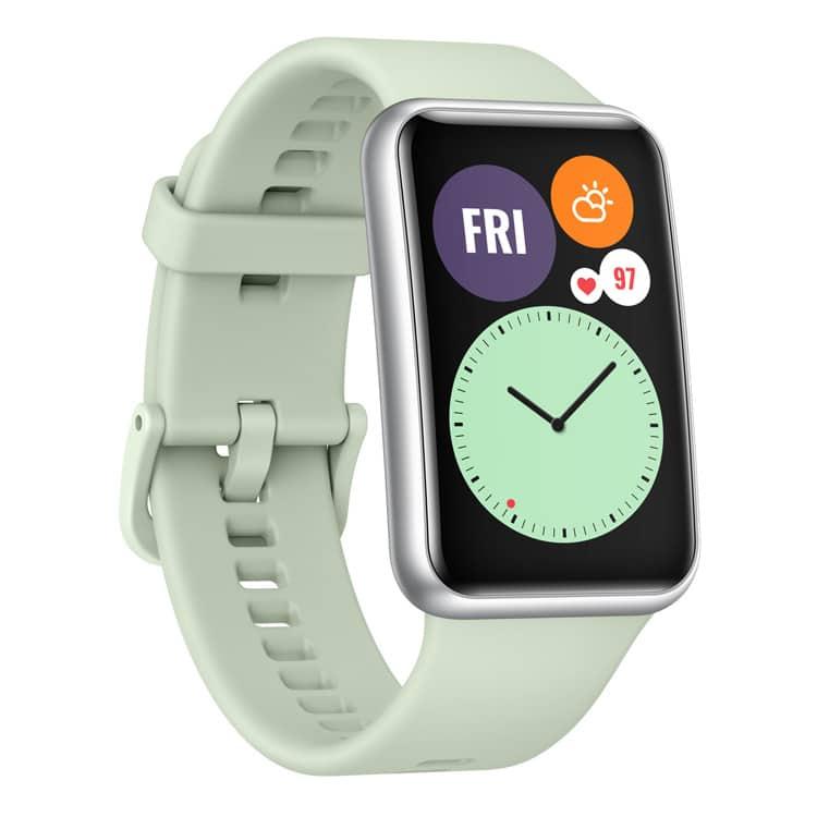 Huawei Watch Fit (groen) smartwatch