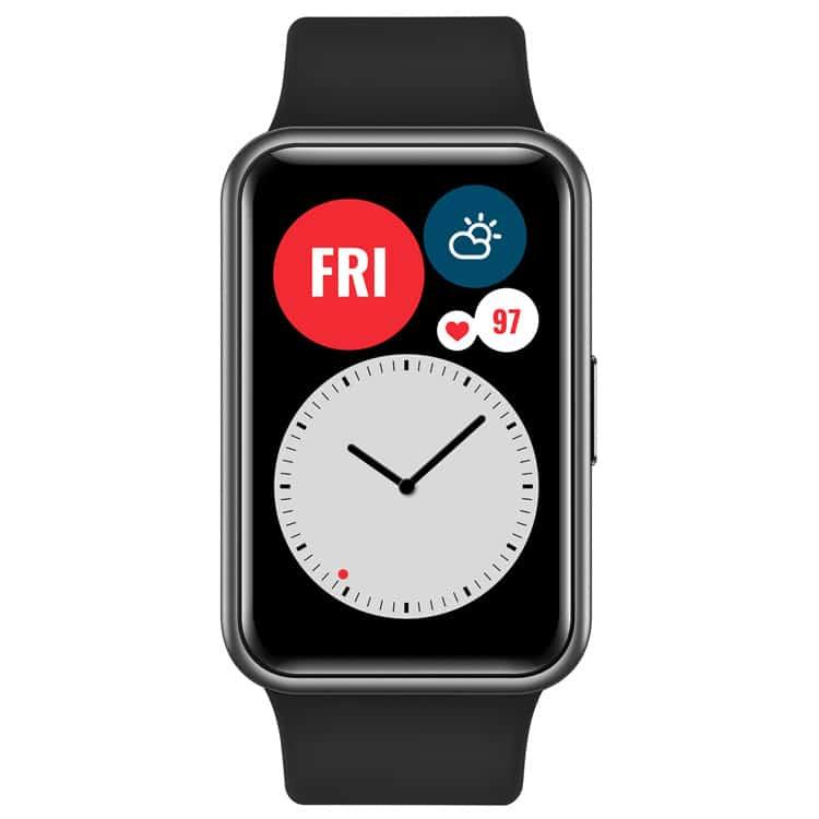Huawei Watch Fit   zwart