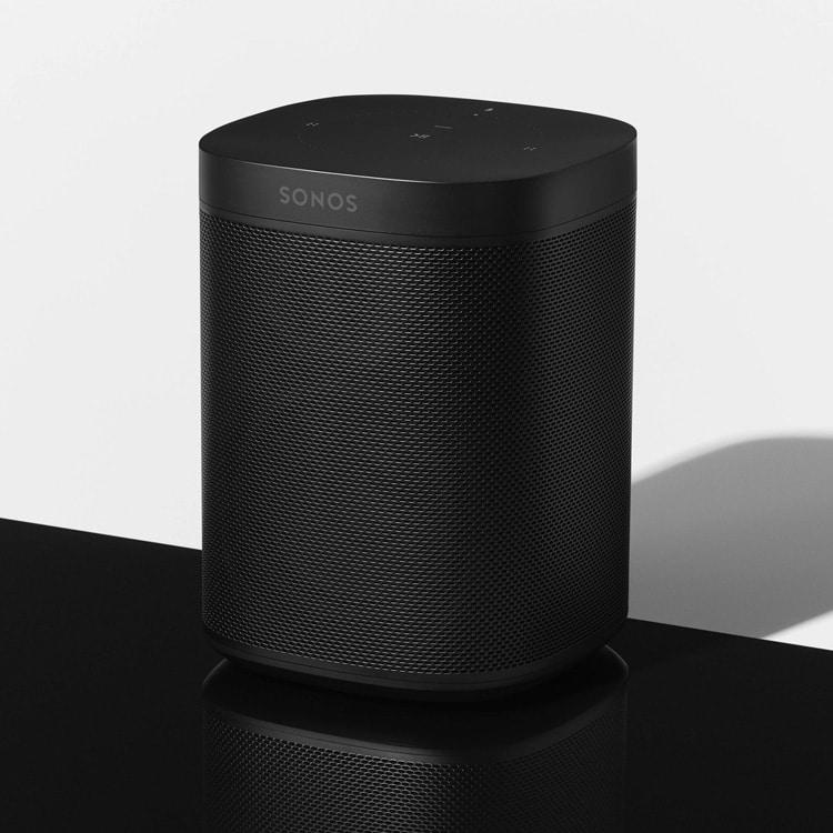 Sonos One (zwart) product foto