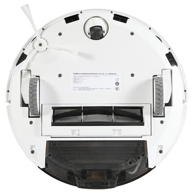 Viomi S9 robotstofzuiger (onderkant)