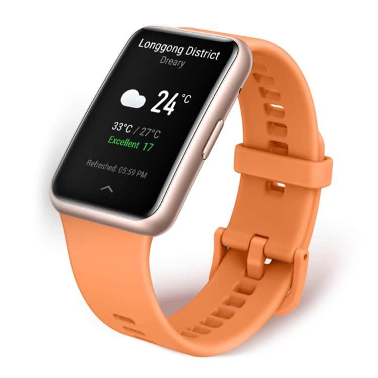 Huawei Watch Fit smartwatch (oranje)