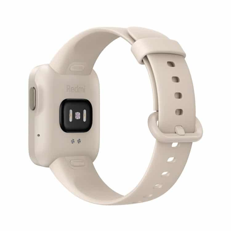 Xiaomi Redmi Watch (Wit) - Achterkant