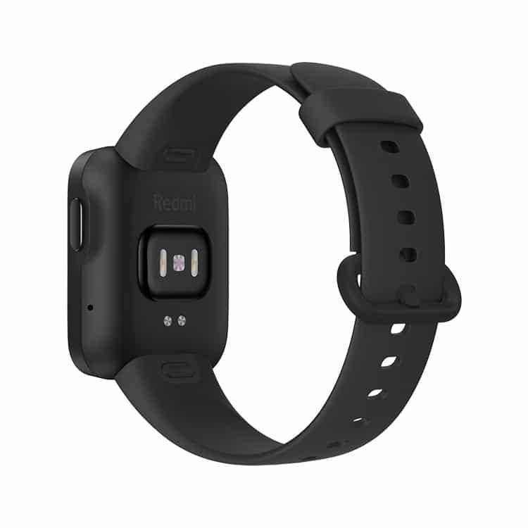 Xiaomi Redmi Watch Zwart (achterkant)