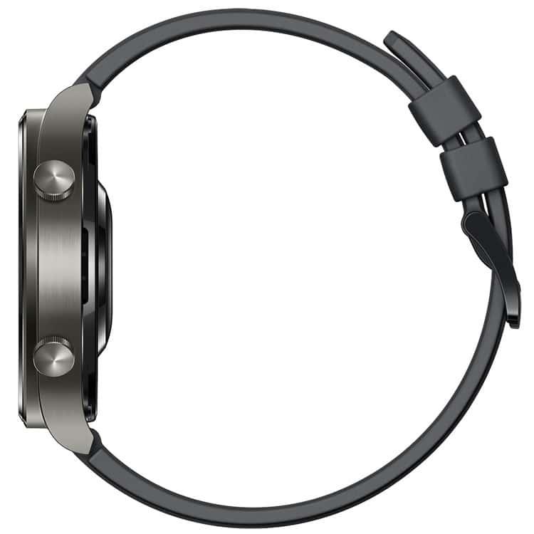 Zijkant Huawei Watch GT2 Pro
