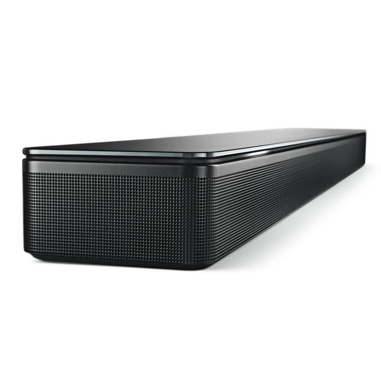 Bose Soundbar 700 (zwart) - zijkant soundbar
