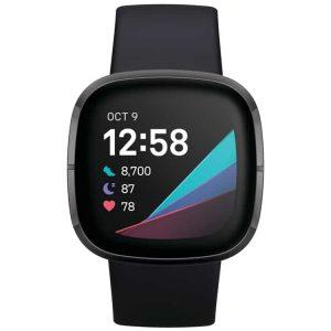 Fitbit Sense (Zwart) Smartwatch