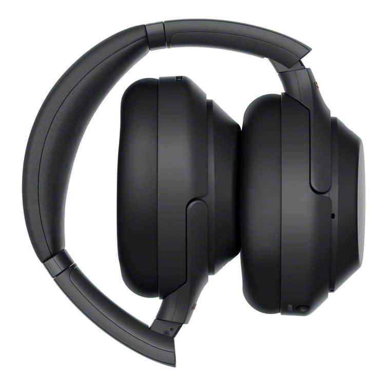 Sony WH-1000XM3 zwart (ingeklapt)